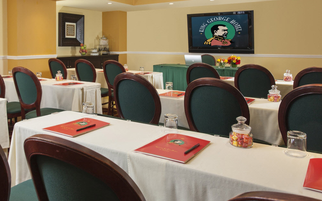 King George Hotel - Meeting Room