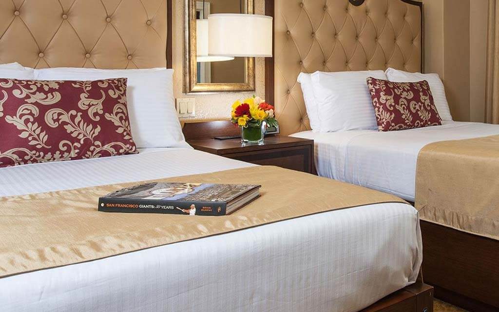 King George Hotel Rooms - Superior Double Double