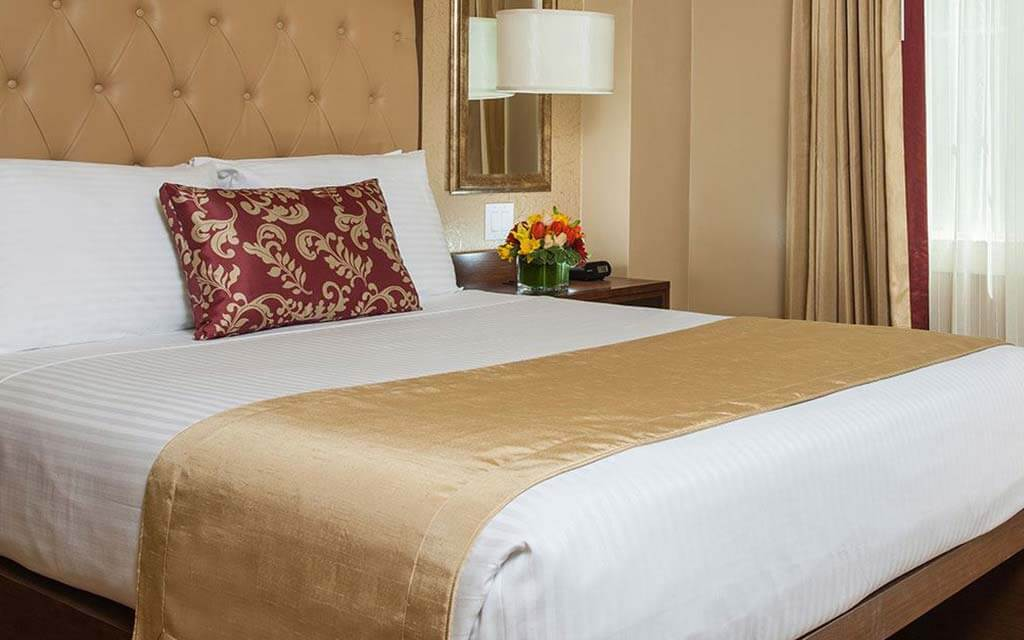 San Francisco Hotel Rooms With  Queen Beds