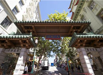 San Francisco Chinatown