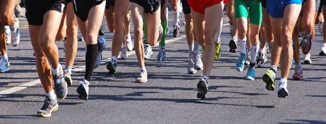 San Francisco Events - Bay to Breakers - Iconic 12K Race