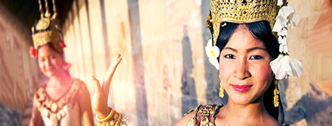 San Francisco Events - Ethnic Dance Festival - Palace of Fine Arts