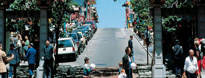 Explore Chinatown in San Francisco