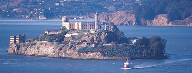 Take a Tour of Alcatraz Island