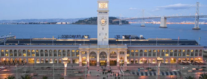 San Francisco Ferry Building Marketplace Special Hotel Offer