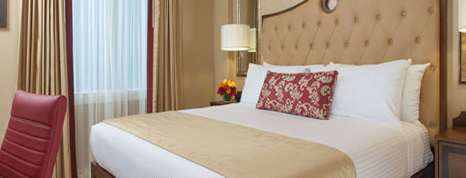 San Francisco Boutique Hotel Rooms - Rest, Relax, Refresh.