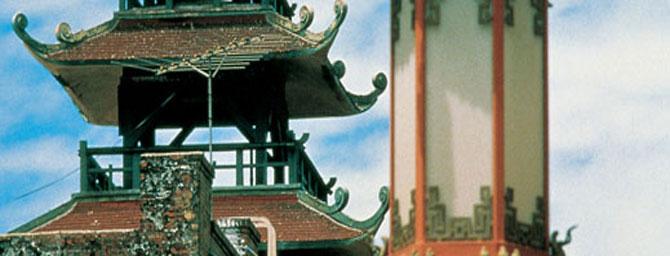 Chinatown at San Francisco, California