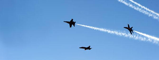 San Francisco Fleet Week October 9-13: Blue Angels & Parade of Ships