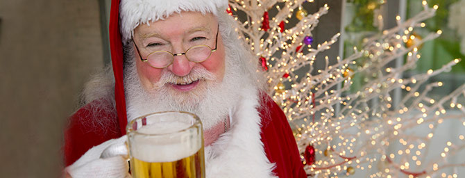 San Francisco Events - SF SantaCon - Costumed Holiday Pub Crawl
