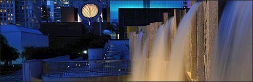 YBCA Water Falls