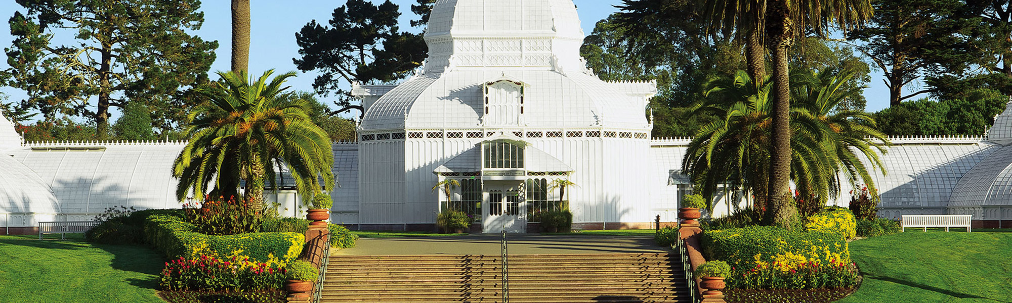Golden Gate Park at San Francisco