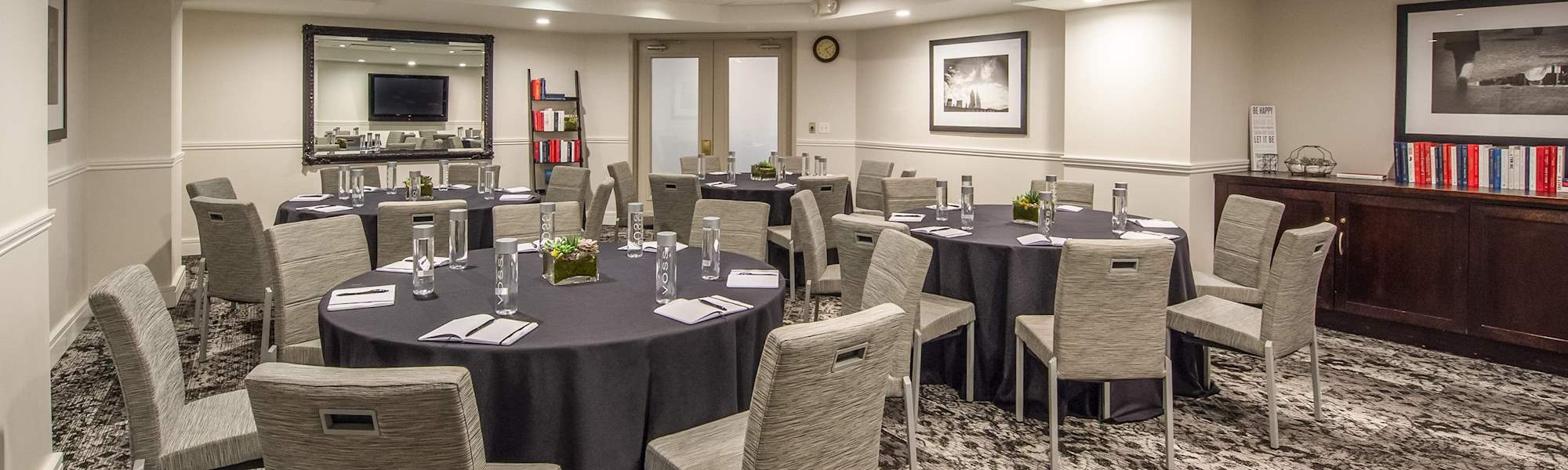 Meetings and Events Facilities at King George Hotel, Union Square San Francisco