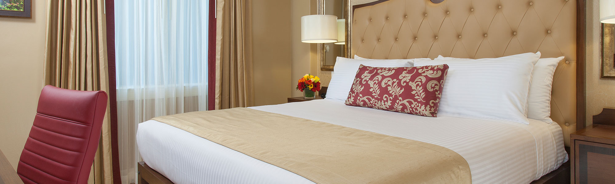 Advanced Purchase Package - San Francisco Boutique Hotel