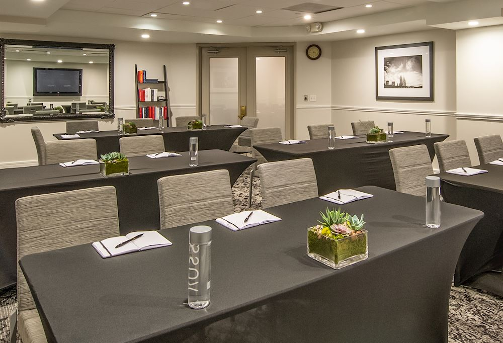 King George Hotel, San Francisco Meetings and Events Facilities