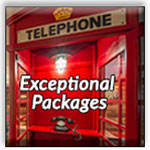 Exceptional Packages