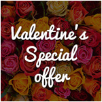 Valentine's Special offer