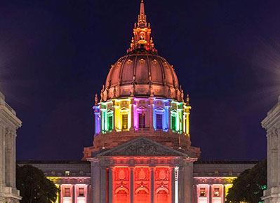 Gay Pride Package at California Hotel