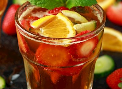 pimms spices up your holiday!