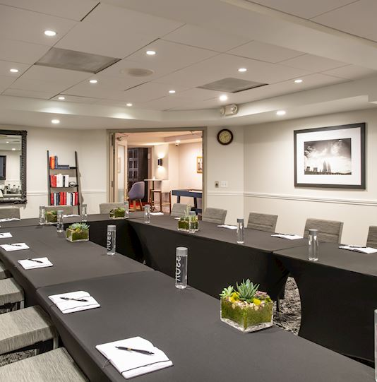 Meetings and Events Facilities at King George Hotel - A Greystone Hotel, San Francisco