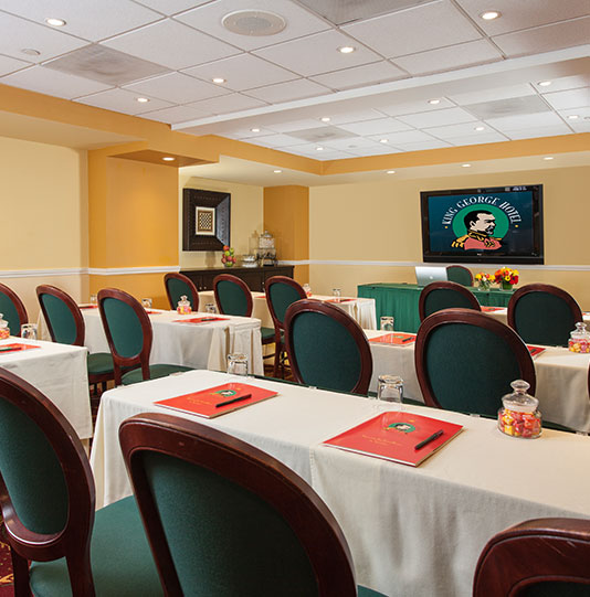 Meetings and Events Facilities at King George Hotel, San Francisco